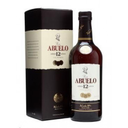 ABUELO 12 YEARS + GB  0,7 ltr