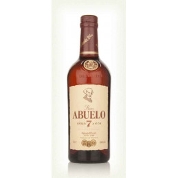 ABUELO 7 YEARS 0,7 ltr