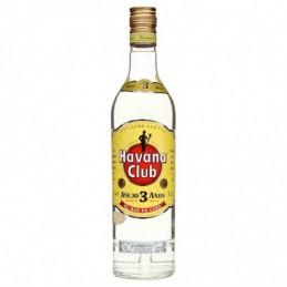 HAVANA CLUB 3 YEARS 0,7 ltr