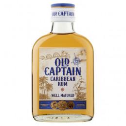 OLD CAPTAIN CARIBBEAN RUM...
