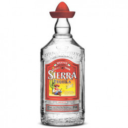 SIERRA TEQUILA SILVER 1 ltr