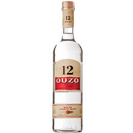 OUZO 12 1 ltr