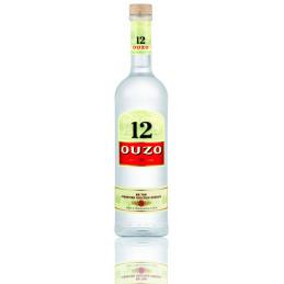 OUZO 12 0,7 ltr