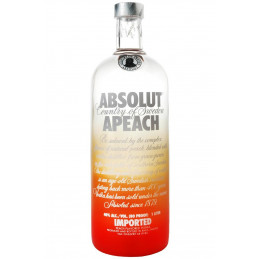 ABSOLUT PEACH 0,7 ltr