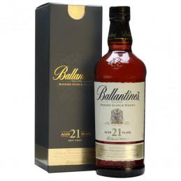 BALLANTINE'S 21 YEARS + GB...