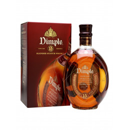 DIMPLE 15 YEARS . GB 1 ltr