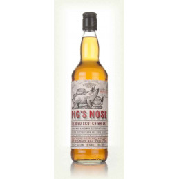 PIG'S NOSE SCOTCH 5 YEARS ....