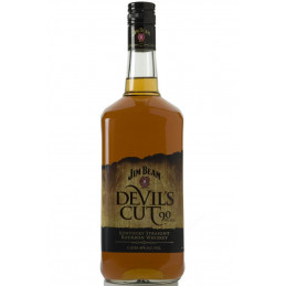 JIM BEAM DEVIL'S CUT  1 ltr