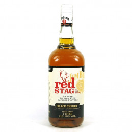 JIM BEAM RED STAG  1 ltr