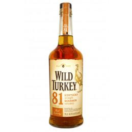 WILD TURKEY BOURBON 81...