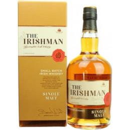 THE IRISHMAN SINGLE MALT ....