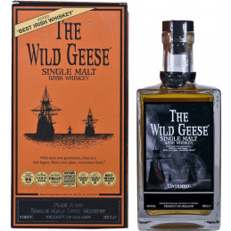 THE WILD GEESE SINGLE MALT...