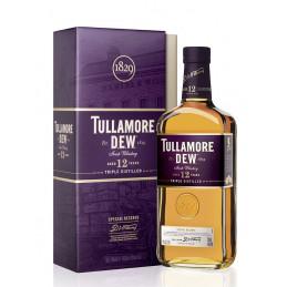 TULLAMORE DEW 12 YEARS . GB...