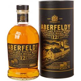 ABERFELDY 12 YEARS + GB...