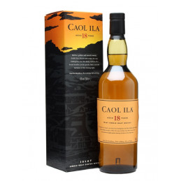 CAOL ILA 18 YEARS + GB  0,7...