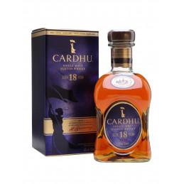 CARDHU 18 YEARS + GB  0,7 ltr