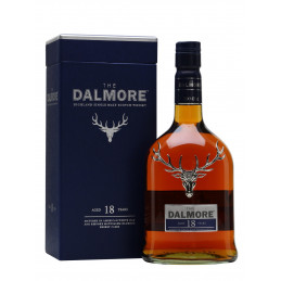 DALMORE 18 YEARS + GB  0,7 ltr