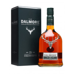 DALMORE 15 YEARS + GB  0,7 ltr
