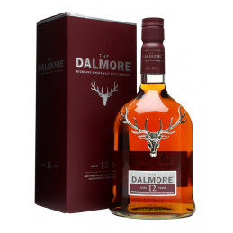 DALMORE 12 YEARS + GB  0,7 ltr