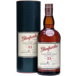 GLENFARCLAS 21 YEARS + GB...