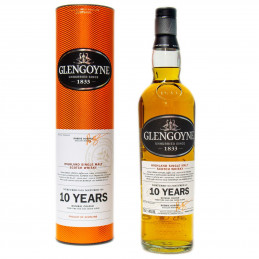 GLENGOYNE 10 YEARS + GB...