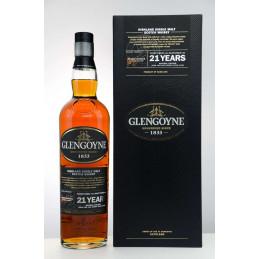 GLENGOYNE 21 YEARS + GB...