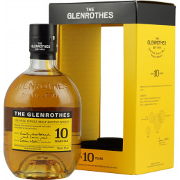 GLENROTHES 10 YEARS  0,7 ltr