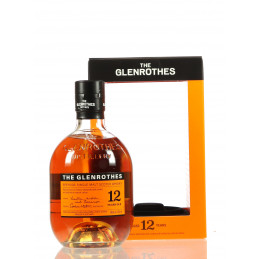 GLENROTHES 12 YEARS + GB...
