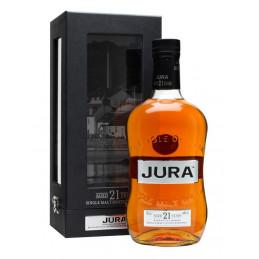ISLE OF JURA 21 YEARS + GB...