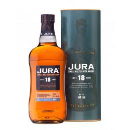 ISLE OF JURA 18 YEARS + GB...