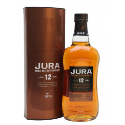 ISLE OF JURA 12 YEARS + GB...