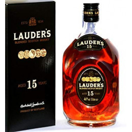 LAUDER'S 15 YEARS OLD + GB...