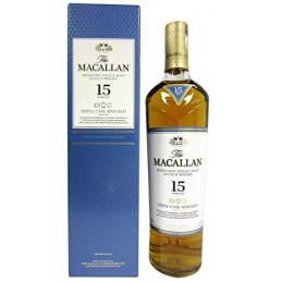 MACALLAN 15 YEARS TRIPLE...