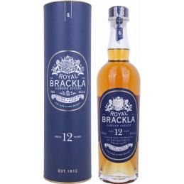 ROYAL BRACKLA 12 YEARS + GB...