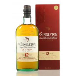 SINGLETON 12 YEARS  0,7 ltr