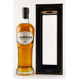 TAMDHU 12 YEARS + GB  0,7 ltr