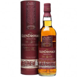 THE GLENDRONACH 12 YEARS ....