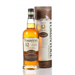 TOMINTOUL 12 YEARS OLOROSO...
