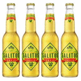 SALITOS TEQUILA FLAVOURED...