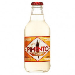 PIMENTO SPICY GINGER BEER...