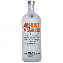 ABSOLUT MANDARINE 0,7 ltr