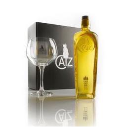 CATZ DRY GIN + GLASS + GB...
