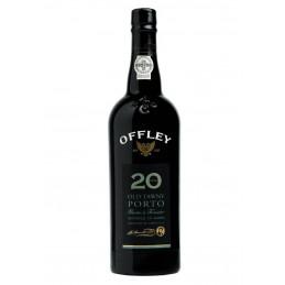 OFFLEY 20 YEARS + GB   0,75...