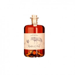 ROOSTER AND WOLF FINE BRANDY