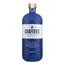 CRAFTERS LONDON DRY GIN...
