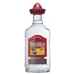 SIERRA TEQUILA SILVER 0,35 ltr