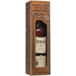 DEWAR'S 12 YEARS CLOCK TIN...