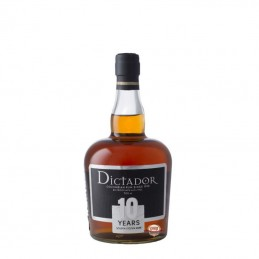 DICTADOR 10 YEARS + GLASS...