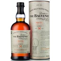 BALVENIE 14 YEARS PEATED...
