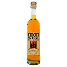 HIGH WEST DOUBLE RYE  0,7 ltr